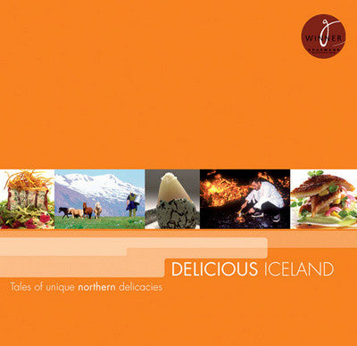Icelandic sweaters and products - Delicious Iceland Book - Shopicelandic.com