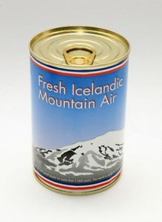 Icelandic Products Fresh Icelandic Mountain Air Design Product- ShopIcelandic