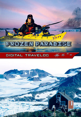 Frozen Paradise (DVD) - DVD - Shop Icelandic Products