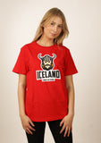 Women's Iceland T-shirt Viking Men