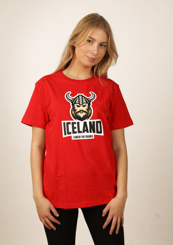 Icelandic sweaters and products - Women's Iceland T-shirt Viking Men Tshirts - Shopicelandic.com