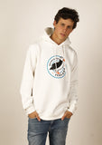 Icelandic sweaters and products - Iceland Men Hoodie Puffin Disc Hoodies - Shopicelandic.com