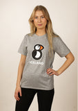Icelandic sweaters and products - Women's Iceland T-shirt Puffin Tshirts - Shopicelandic.com