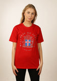 Women's Iceland T-shirt Coat of Arms