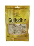 Icelandic sweaters and products - Gullskífur 40gr Food - Shopicelandic.com
