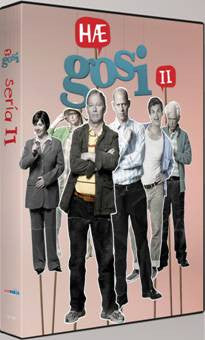 Hæ gosi II - Hi Joker II (DVD) - DVD - Shop Icelandic Products