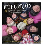 Húfuprjón - Book - Shop Icelandic Products