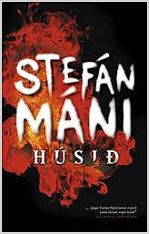 Icelandic sweaters and products - Húsið - Stefán Máni - Audiobook (CD) Book - Shopicelandic.com