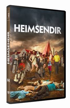 Icelandic sweaters and products - Heimsendir - World's End (DVD) DVD - Shopicelandic.com