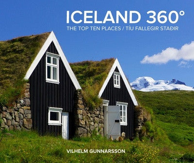 Iceland 360° - The top ten places - Book - Shop Icelandic Products