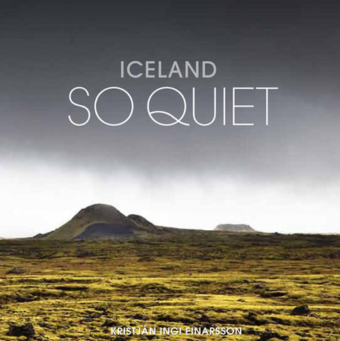 Iceland - So Quiet - Book - Shop Icelandic Products