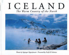 Iceland - The Warm Country Of The North - Book - Shop Icelandic Products