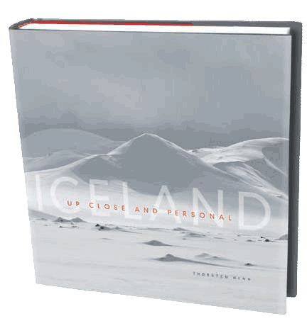 Iceland - Up Close And Personal - Book - Shop Icelandic Products