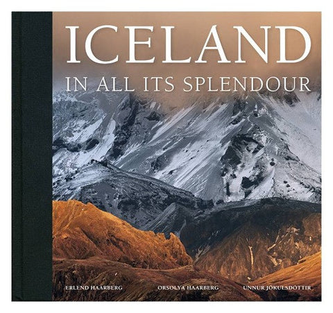 Icelandic sweaters and products - Iceland in all its splendour Book - Shopicelandic.com