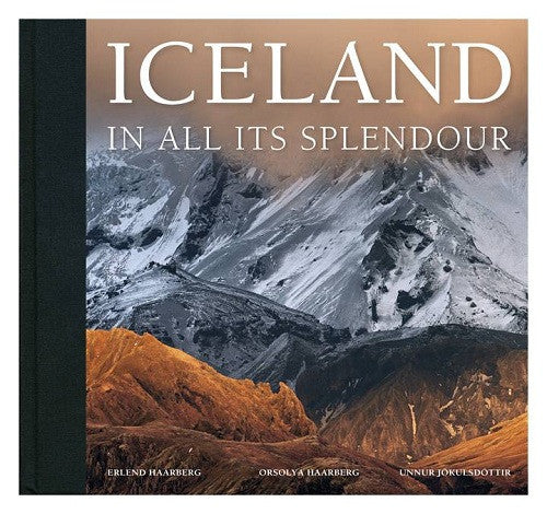 Iceland in all its splendour - Book - Shop Icelandic Products