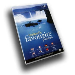 Icelandic sweaters and products - Iceland's Favourite Places (DVD) DVD - Shopicelandic.com