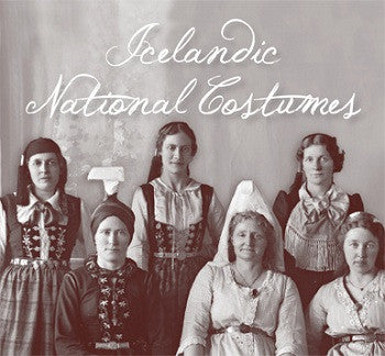 Icelandic sweaters and products - Icelandic National Costumes Book - Shopicelandic.com