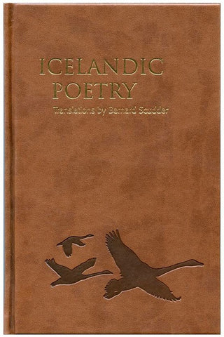 Icelandic sweaters and products - Icelandic Poetry Book - Shopicelandic.com