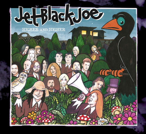 Jet Black Joe - Higher and Higher (2CD+DVD) - CD - Shop Icelandic Products