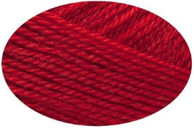 Icelandic sweaters and products - Kambgarn - Tomato 0917 Kambgarn Wool Yarn - Shopicelandic.com