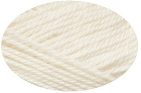 Kambgarn - White 0051 - Kambgarn Wool Yarn - Shop Icelandic Products