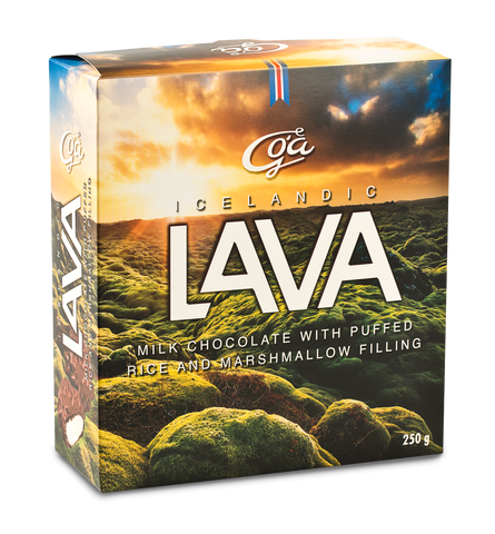 Icelandic sweaters and products - Goa Icelandic Lava  (250gr) - Mareshmallow Candy - Shopicelandic.com