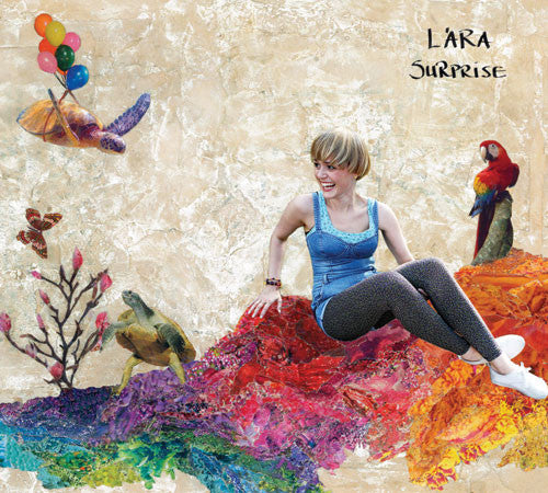 Lára - Surprise (CD) - CD - Shop Icelandic Products