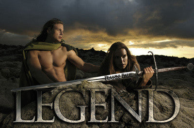 Legend - Book - Shop Icelandic Products