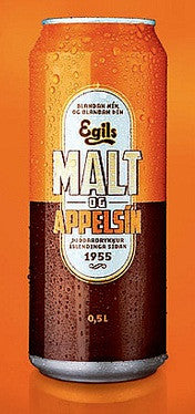 Malt og Appelsín (500ml) - Food - Shop Icelandic Products