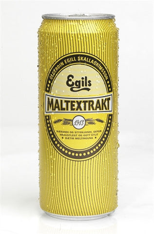 Icelandic sweaters and products - Maltextrakt (500ml) Food - Shopicelandic.com