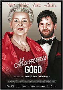 Mamma Gógó (DVD) - DVD - Shop Icelandic Products