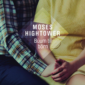 Moses Hightower - Búum Til Börn (CD) - CD - Shop Icelandic Products