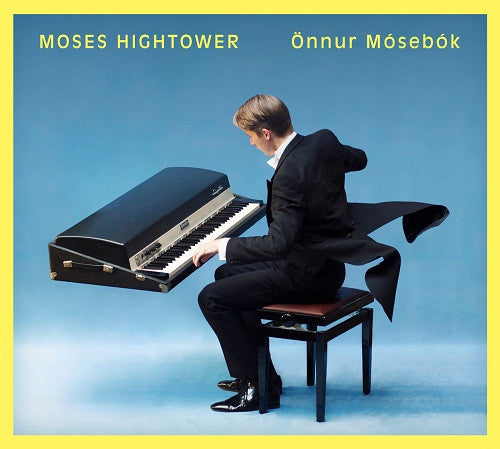 Moses Hightower - Önnur Mósebók (CD) - CD - Shop Icelandic Products