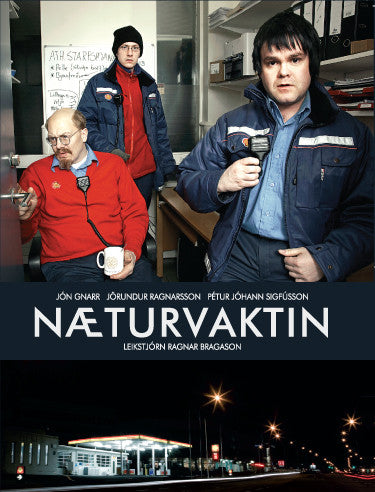 Næturvaktin - The Night Shift (DVD) - DVD - Shop Icelandic Products