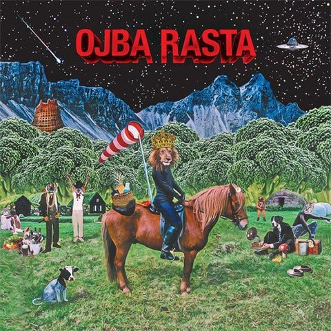 Ojba Rasta (CD) - CD - Shop Icelandic Products
