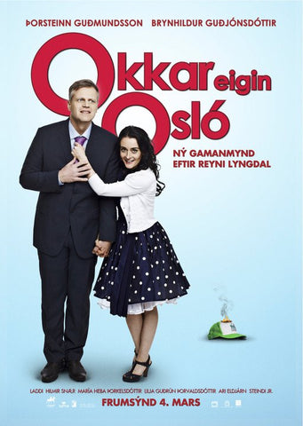 Okkar eigin Osló - Our own Oslo (DVD) - DVD - Shop Icelandic Products