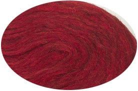 Icelandic sweaters and products - Plötulopi - Bundle - Carmine Red Heather Plotulopi Wool Yarn Bundle - Shopicelandic.com