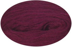 Plötulopi - Bundle - Burgundy - Plotulopi Wool Yarn Bundle - Shop Icelandic Products