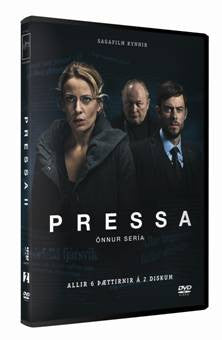 Pressa 2 - The Press 2 (DVD) - DVD - Shop Icelandic Products