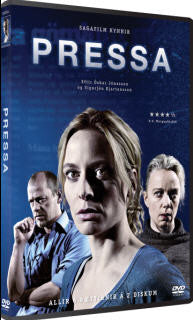Pressa - The Press (DVD) - DVD - Shop Icelandic Products