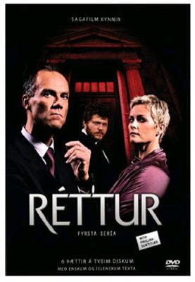 Réttur - Court (DVD) - DVD - Shop Icelandic Products