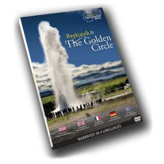 Reykjavík and The Golden Circle (DVD) - DVD - Shop Icelandic Products