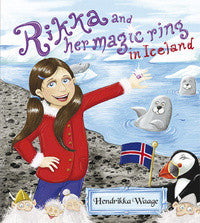 Rikka And Her Magic Ring - Book - Shop Icelandic Products