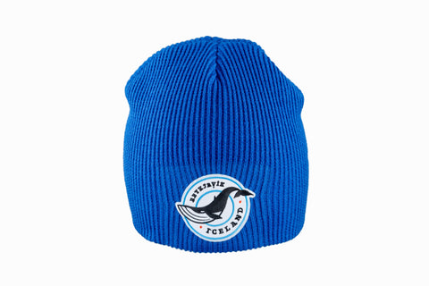 Icelandic sweaters and products - Knitted Beanie - Whale Hat - Shopicelandic.com