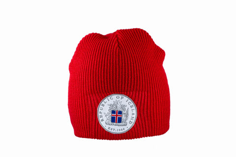 Icelandic sweaters and products - Iceland Beanie Hat - Shopicelandic.com