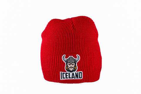 Knitted Beanie - Viking