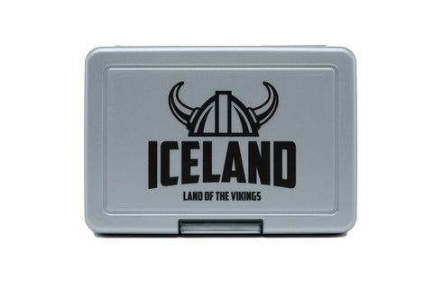 Icelandic sweaters and products - Children Lunch Box Viking Helmet Souvenirs - Shopicelandic.com