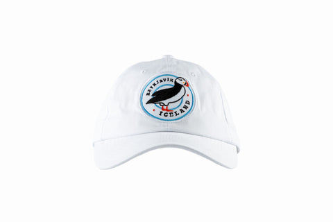 Icelandic sweaters and products - Baseball cap - Puffin Hat - Shopicelandic.com