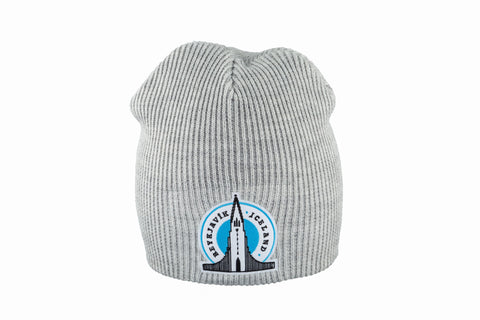 Icelandic sweaters and products - Knitted Beanie - Hallgrimskirkja Hat - Shopicelandic.com