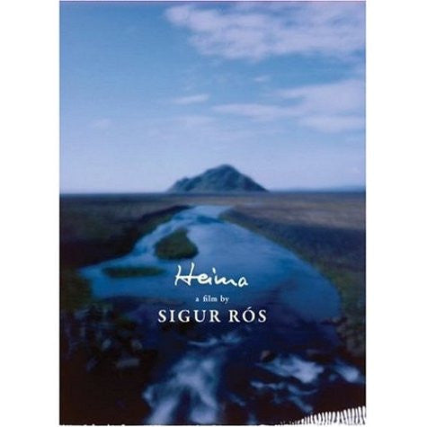 Icelandic sweaters and products - Sigur Rós - Heima (DVD) CD - Shopicelandic.com
